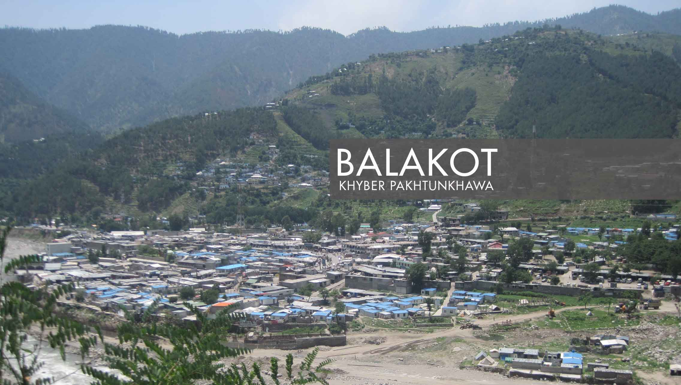 Balakot: A perfect encounter with Nature's carving- Naran Kaghan